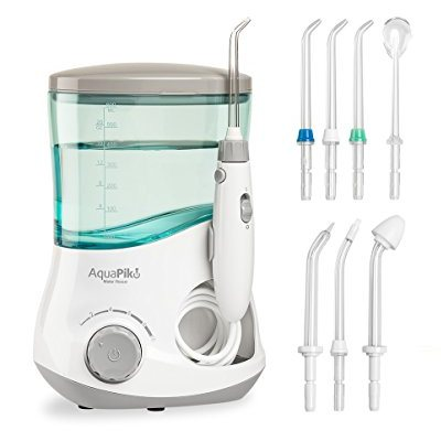 irrigador dental barato aquapik 100