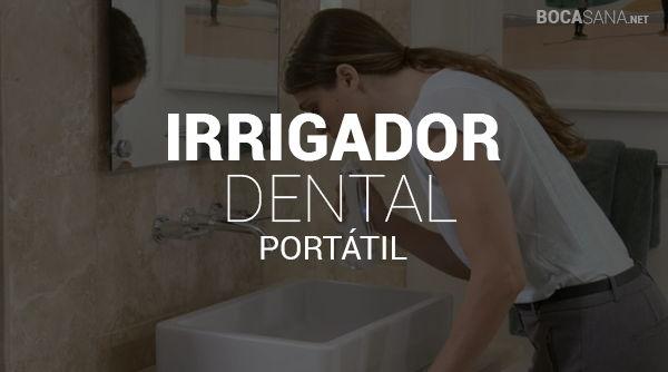 Irrigadores Dentales Portátiles
