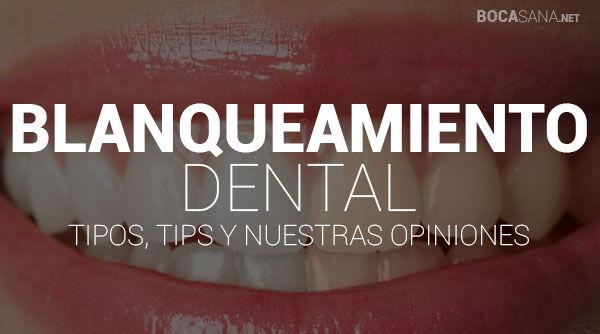 En Qué Consiste un Blanqueamiento Dental