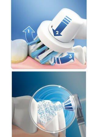 irrigador dental oral-b oxyjet pro 3000