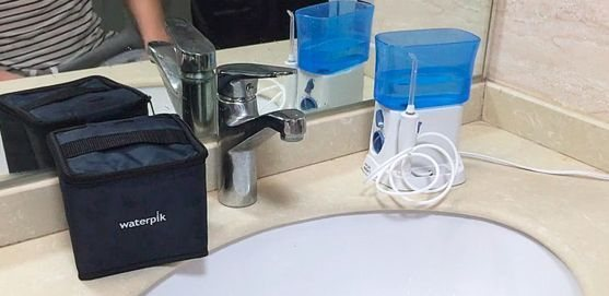 irrigador dental waterpik traveler wp-300