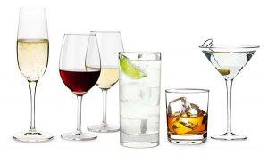 alcohol causante de lengua blanca