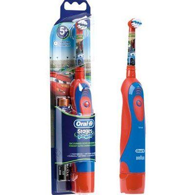 cepillo de dientes electrico para niños Braun Oral-B Stages