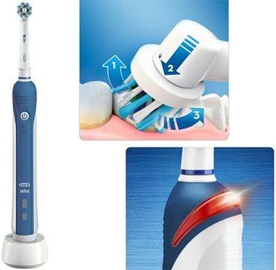 cepillo dental oral-b pro 2000