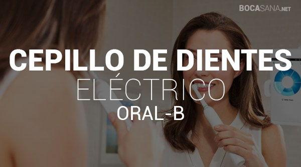 Cepillos de Dientes Eléctricos Oral-B