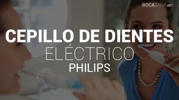 Cepillos de Dientes Eléctricos Philips