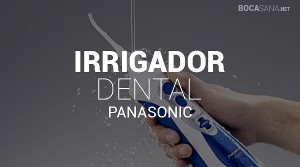 Irrigadores Dentales Panasonic