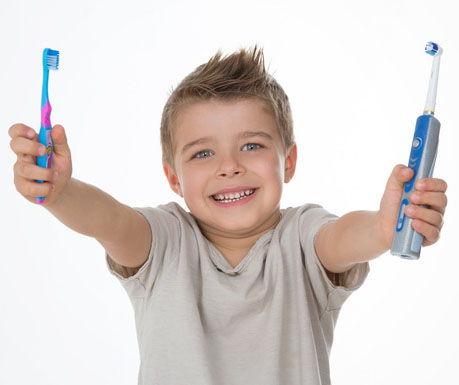 mejor cepillo de dientes infantil
