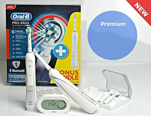 Cepillo de dientes Oral-B pro 6500