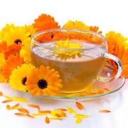 calendula y miel remedio amigdalitis