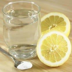 limon y bicarbonato para amigdalitis