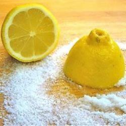 limon y sal para amigdalitis