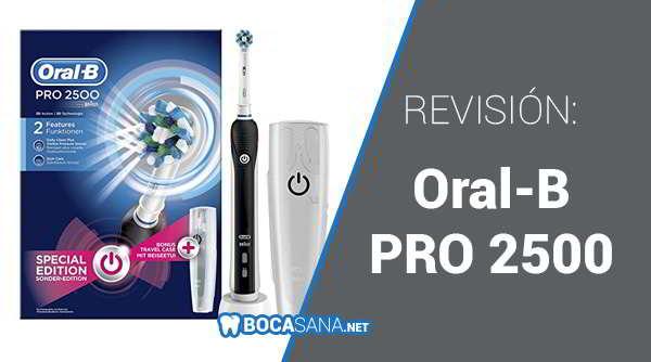 Oral-B PRO 2500