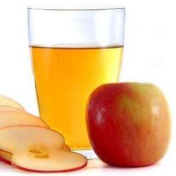 vinagre de manzana miel amigdalas