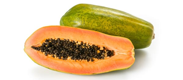 curar dolor de lengua con papaya