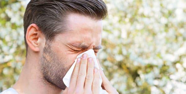 faringitis alergica