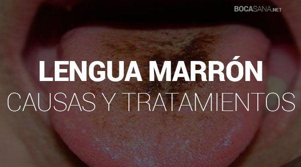 Lengua Marrón