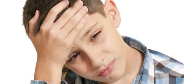malestar general faringitis en niños