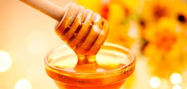 miel para bulto en el paladar