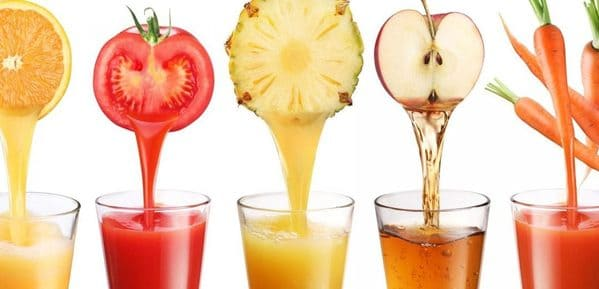 zumos de frutas para faringitis gonococica