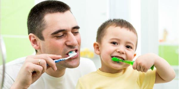 higiene encias sanas