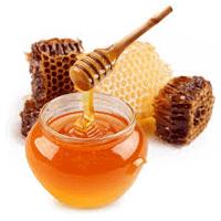 miel labio hinchado
