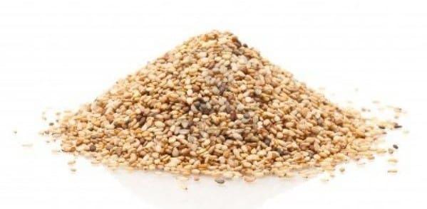 semillas sesamo para encias con pus