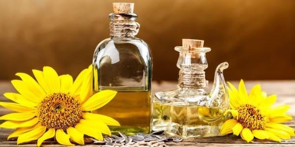 aceite de girasol sarro