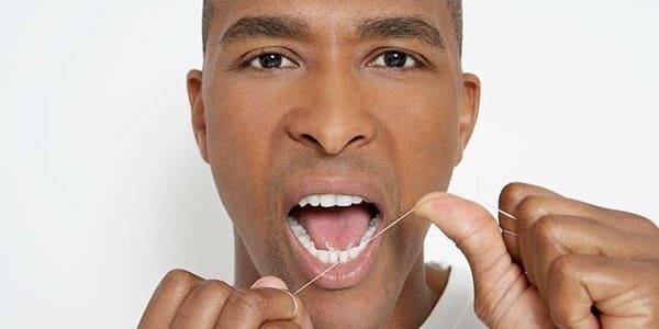 encias sensibles higiene dental