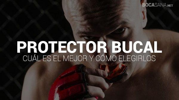 Mejor Protector Bucal