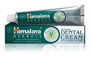 pasta de dientes sin fluor