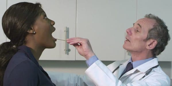 tratamiento piedras en la garganta